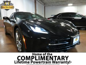 2016 Chevrolet Corvette 3LT Carfax 1-Owner - No AccidentsDamage Reported Audio  AmFm Stereo A
