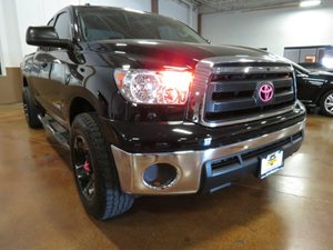 2013 Toyota Tundra 2WD Truck  Carfax Report  Black  Waited Too Long Worried you mightve miss