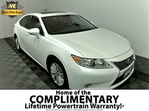 2015 Lexus ES 350  Carfax 1-Owner - No Accidents  Damage Reported to CARFAX  Ultra White  Wai