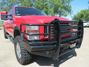2008 Ford Super Duty F-250 SRW XL Carfax Report Ashtray  Cigar Lighter Brakes  Abs Child Seat