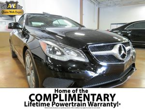 2014 MERCEDES E-Class Cabriolet Carfax 1-Owner - No AccidentsDamage Reported Audio  AmFm Stere