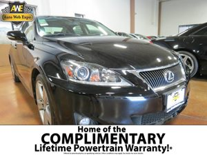 2012 Lexus IS 250  Carfax 1-Owner - No AccidentsDamage Reported Audio  AmFm Stereo Audio  Au