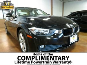 2013 BMW 3 Series 320i xDrive Carfax 1-Owner - No AccidentsDamage Reported Audio  AmFm Stereo