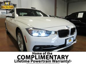 2016 BMW 3 Series 328i Carfax 1-Owner - No AccidentsDamage Reported Audio  AmFm Stereo Audio