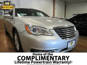 2012 Chrysler 200 LX Carfax Report - No AccidentsDamage Reported Audio  AmFm Stereo Audio  A