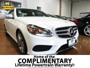 2014 MERCEDES E-Class Sport Sedan Carfax 1-Owner - No Accidents  Damage Reported to CARFAX  Po