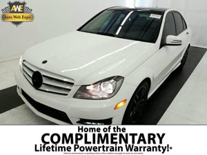 2014 MERCEDES C-Class Sport Sedan Carfax 1-Owner - No Accidents  Damage Reported to CARFAX   A