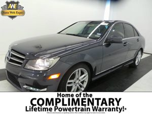 2014 MERCEDES C-Class Sport Sedan Carfax 1-Owner - No Accidents  Damage Reported to CARFAX  St