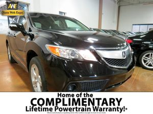 2013 Acura RDX  Carfax 1-Owner - No AccidentsDamage Reported Audio  AmFm Stereo Audio  Auxil
