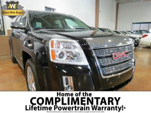2015 GMC Terrain SLT Carfax 1-Owner - No AccidentsDamage Reported Audio  AmFm Stereo Audio