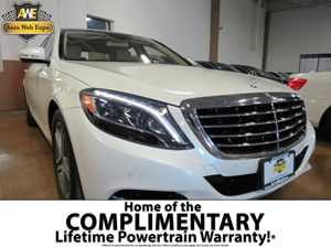 2016 MERCEDES S-Class Sedan Carfax 1-Owner - No AccidentsDamage Reported Audio  AmFm Stereo A
