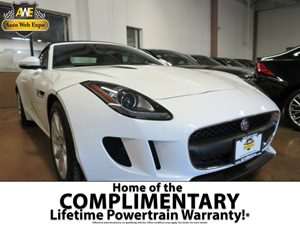 2016 Jaguar F-TYPE  Carfax 1-Owner - No AccidentsDamage Reported Audio  AmFm Stereo Audio  A