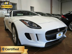 View 2016 Jaguar F-TYPE