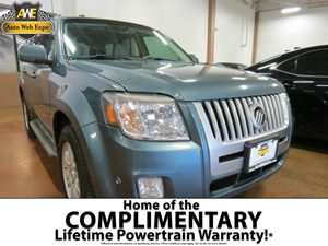 2010 Mercury Mariner Premier Carfax Report - No AccidentsDamage Reported Audio  AmFm Stereo A