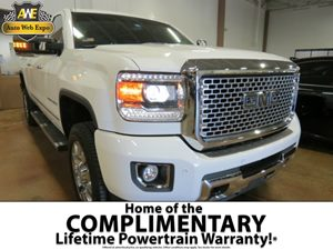 2016 GMC Sierra 2500HD Denali Carfax 1-Owner - No AccidentsDamage Reported Audio  AmFm Stereo