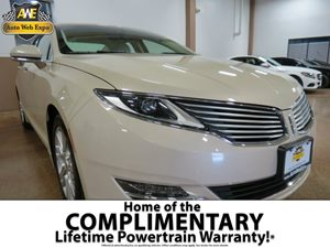 2014 Lincoln MKZ  Carfax 1-Owner - No AccidentsDamage Reported Audio  AmFm Stereo Audio  Aux