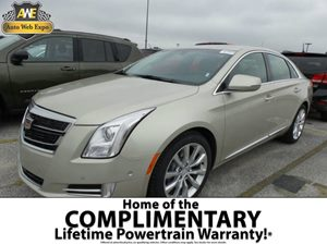 2016 Cadillac XTS Luxury Collection Carfax 1-Owner - No AccidentsDamage Reported Audio  AmFm S