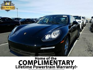 2016 Porsche Panamera 4 Carfax 1-Owner - No Accidents  Damage Reported to CARFAX Audio  AmFm S