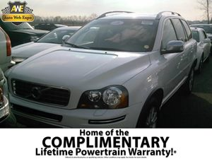 2013 Volvo XC90 Premier Plus Carfax 1-Owner - No Accidents  Damage Reported to CARFAX  Ice Whi