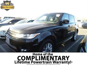 2015 Land Rover Range Rover Sport HSE Carfax 1-Owner - No Accidents  Damage Reported to CARFAX