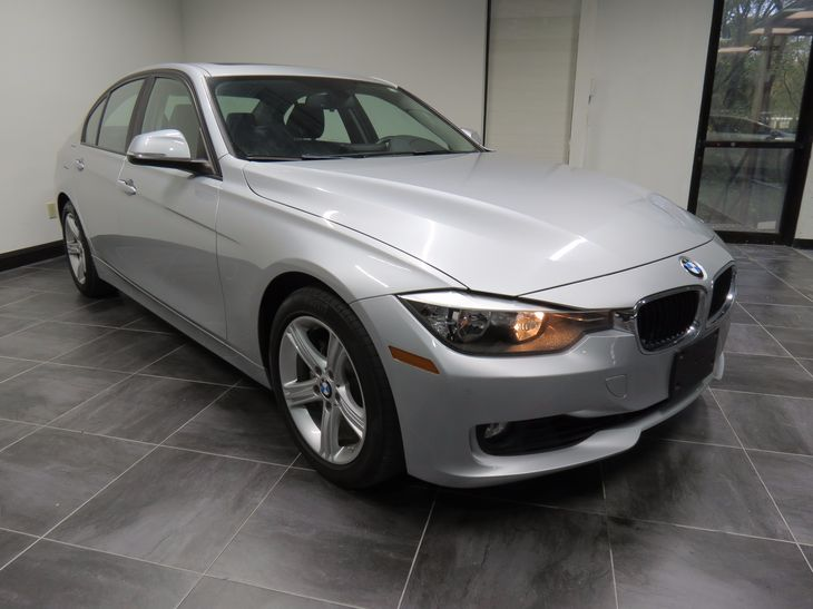 Certified Used 2015 BMW 3 Series 328i 1 OWNER WARR PREMIUM