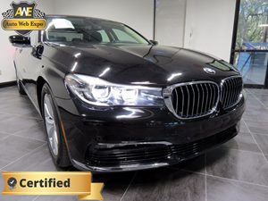 View 2016 BMW 7 Series