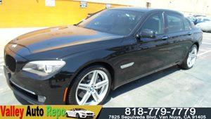 View 2009 BMW 7 Series