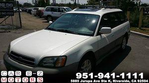 View 2002 Subaru Legacy Wagon
