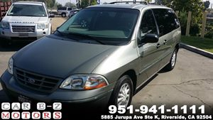 View 2000 Ford Windstar Wagon
