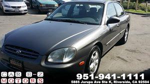 View 2001 Hyundai Sonata