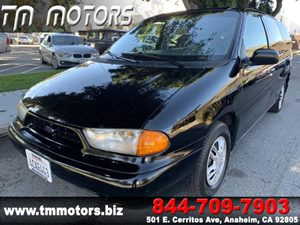 View 1998 Ford Windstar Wagon