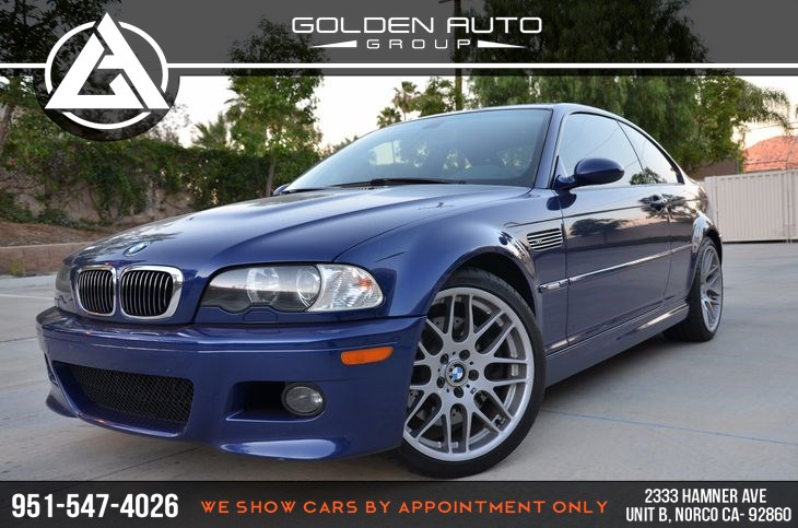 Sold 2006 Bmw 3 Series M3 In Corona