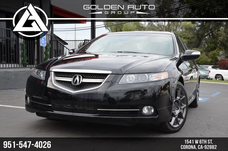 sold 2007 acura tl type s in corona
