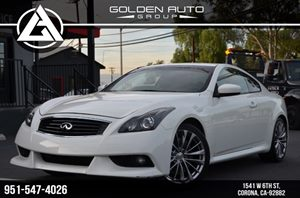 View 2012 INFINITI G37 Coupe