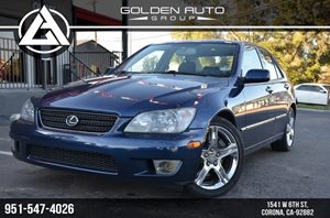 View 2005 Lexus IS 300