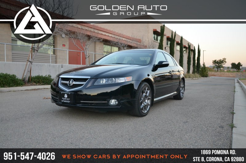 Sold Acura TL TypeS Speed Manual In Corona - Acura tl type s manual for sale