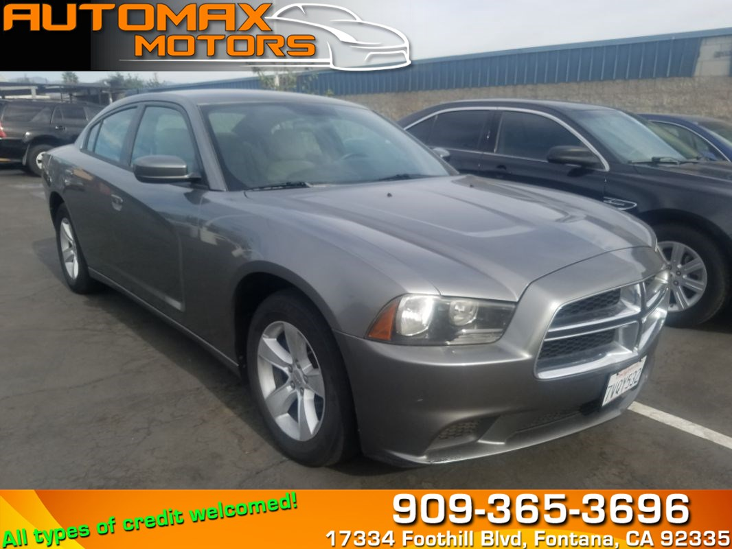 Sold Dodge Charger SE In Fontana - Dodge charger invoice price