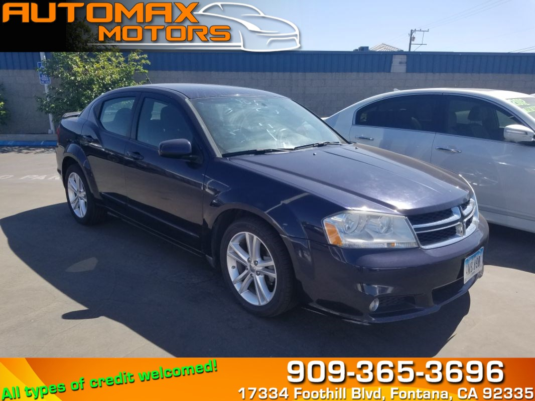 Used Dodge For Sale In Fontana Ca Automax Motors