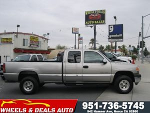 View 2001 GMC Sierra 2500HD