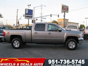 View 2008 Chevrolet Silverado 2500HD