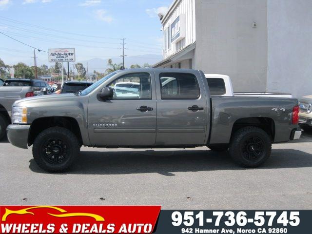 2011 Chevrolet Silverado 1500 Ls Wheels Deals Auto