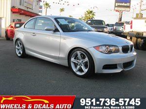 View 2009 BMW 1 Series