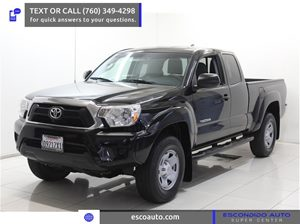 View 2014 Toyota Tacoma