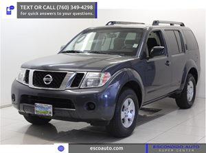 View 2010 Nissan Pathfinder