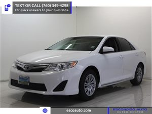 View 2012 Toyota Camry