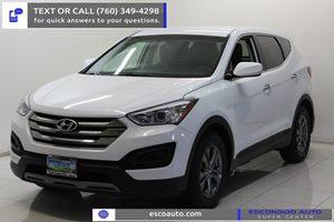 View 2014 Hyundai Santa Fe Sport