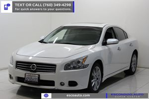 View 2011 Nissan Maxima