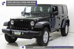 View 2014 Jeep Wrangler Unlimited