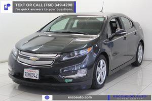 View 2014 Chevrolet Volt