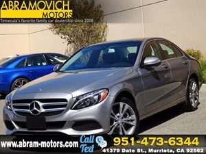 View 2015 Mercedes-Benz C 300 4MATIC - PREMIUM PKG - MULTIMEDIA PKG -